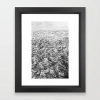 LA MER ENCORE Framed Art Print