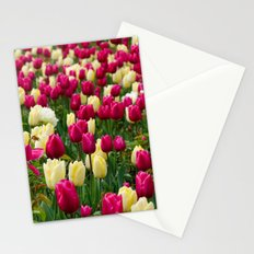 More tulips Stationery Cards