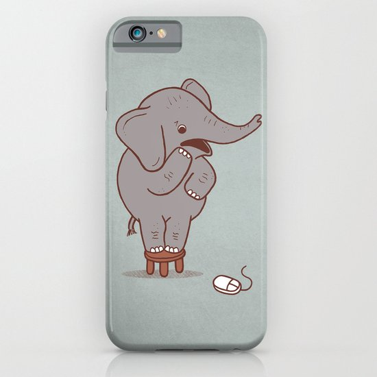 Irrational Fears iPhone & iPod Case
