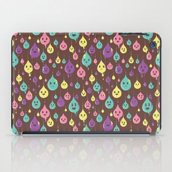 Drops and Drops iPad Case