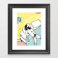 In Home (2) Framed Art Print