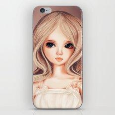 Doll-like iPhone & iPod Skin