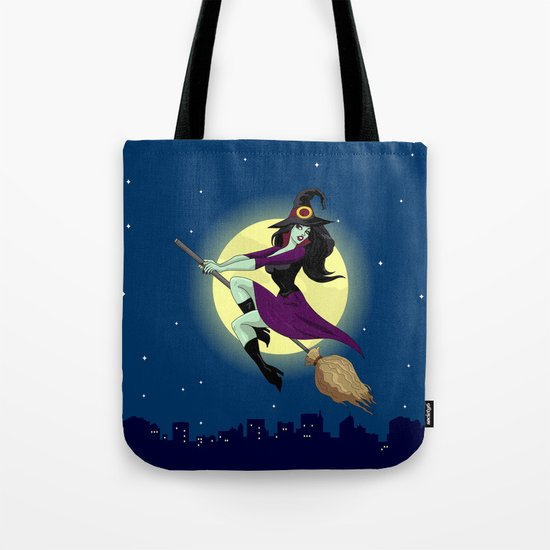 Wicked Tote Bag 17