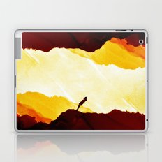 Red Isolation Laptop & iPad Skin