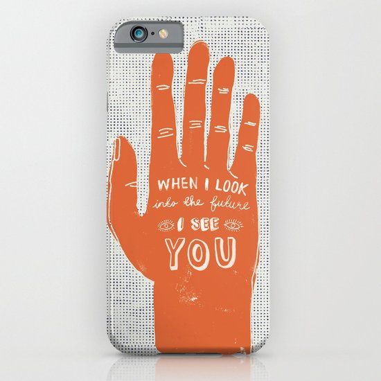 Fortune Hand The Printed Peanut iPhone & iPod Case