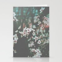 Spring time. Stationery Cards