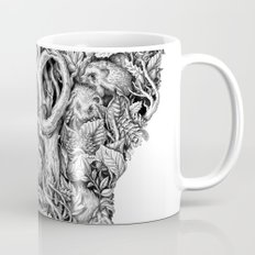Portrait of Autumn Mug