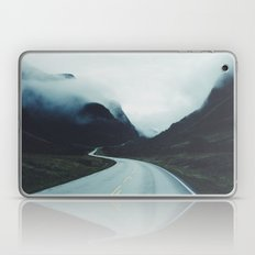 Dark Road Laptop & iPad Skin