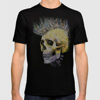 Mohawk Mens Fitted Tee Black SMALL