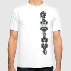 What Do You See? Mens Fitted Tee White SMALL