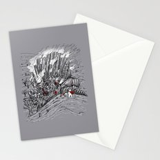 The Smog Monster Stationery Cards