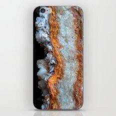 Travertine mineral iPhone & iPod Skin