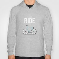 I Want To Ride My Bicycl… Hoody
