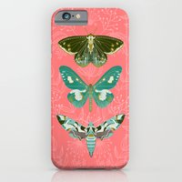 iPhone Cases featuring Lepidoptery No. 5 by Andrea Lauren  by Andrea Lauren Design