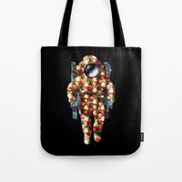 Deep Space Fashion Tote Bag
