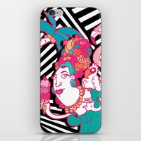 Carmen iPhone & iPod Skin