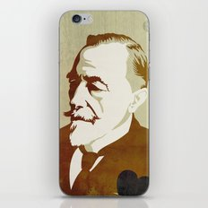 Joseph Conrad iPhone & iPod Skin