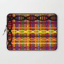 DNA Plaid Laptop Sleeve