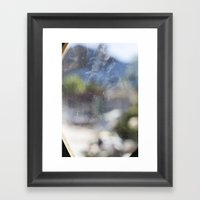 Curiosity 5 Framed Art Print