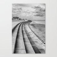North Beach, Heacham, No… Canvas Print
