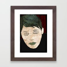 156. Framed Art Print