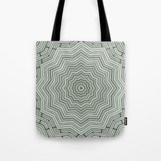 Bamboo Snowflake Tote Bag