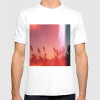 Quiet Mens Fitted Tee White SMALL