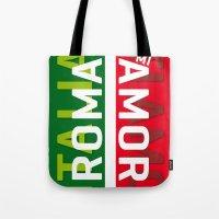 Roma Mi Amor. Italia Ita… Tote Bag