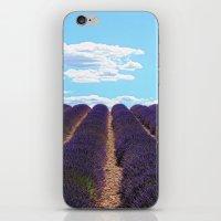 PROVENCE - Lavender | France | Travel | Summer | Purple | Nature | Landscape iPhone & iPod Skin