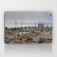 Port d'Aiguadolç Laptop & iPad Skin