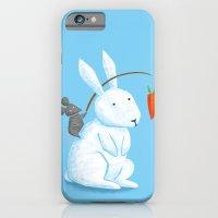 Bunny Rider iPhone 6 Slim Case