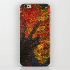 Autumn Colours iPhone & iPod Skin