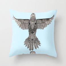 enola gay Throw Pillow