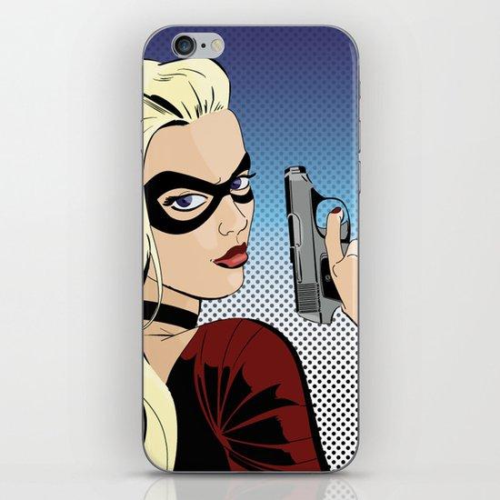 Because Looks CAN Kill iPhone & iPod Skin