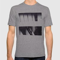 Monotype: Stairs Mens Fitted Tee Athletic Grey SMALL