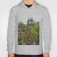 The World On My Shoulder… Hoody