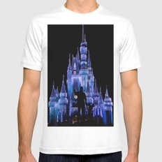 Magical Mens Fitted Tee SMALL White