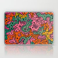 Totally Abstract Laptop & iPad Skin
