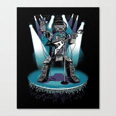 Jukebox Hero Canvas Print