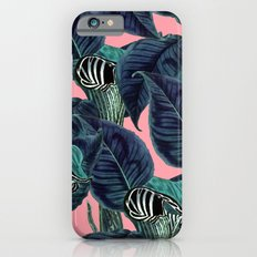 Tropical Flower Pattern … iPhone 6 Slim Case