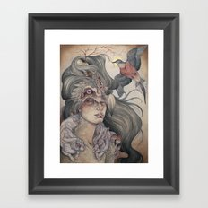 The Dodo's Widow Art Pri… Framed Art Print