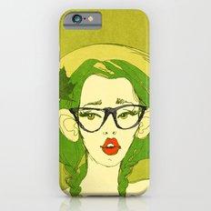 selfie girl_7 iPhone 6 Slim Case