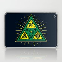 The Tribal Triforce Laptop & iPad Skin