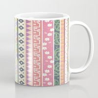 Abstract Pattern Mug