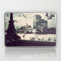 Pigeon Whisper    Laptop & iPad Skin