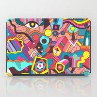 Schema 18 iPad Case