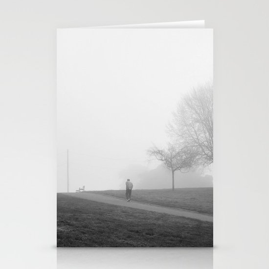 One morning Stationery Card