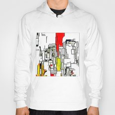 City in the summer Hoody