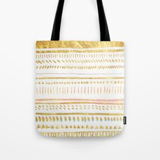 GOLD TRIBE Tote Bag