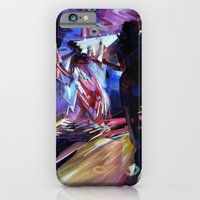 iPhone & iPod Case featuring The Bride's Dance. by Richard Sunderland Art
